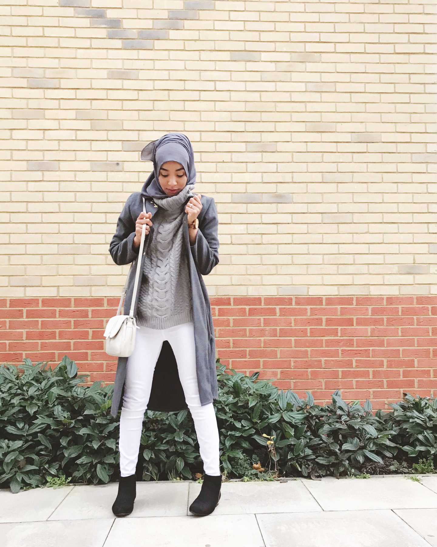 My grey and white obsession